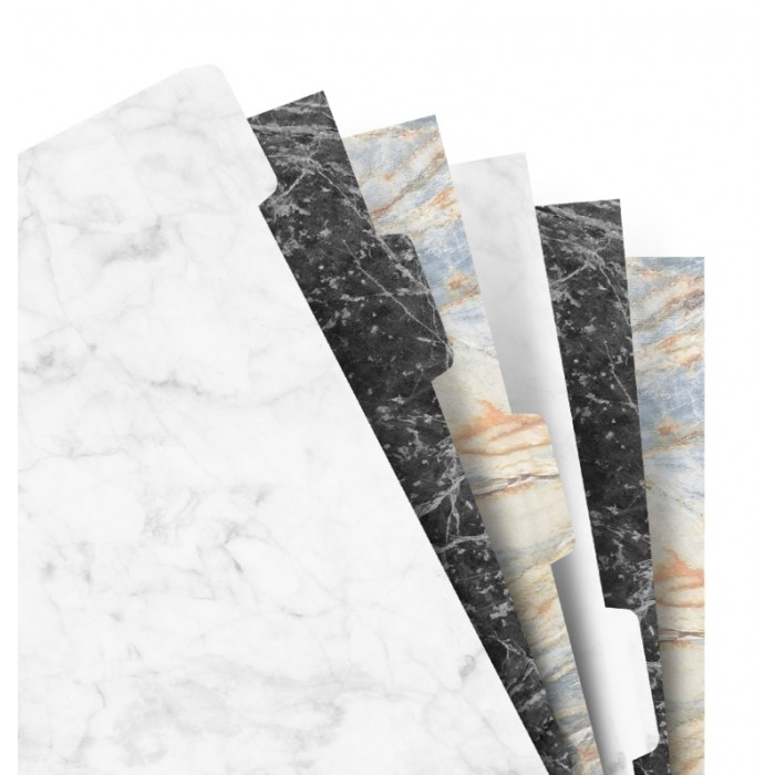 Index vierge - Marble - Personal