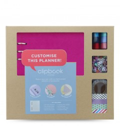 Clipbook A5 Creative Kit